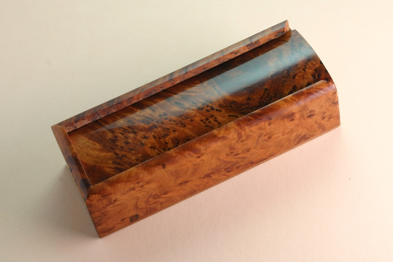 Domino Wooden Box