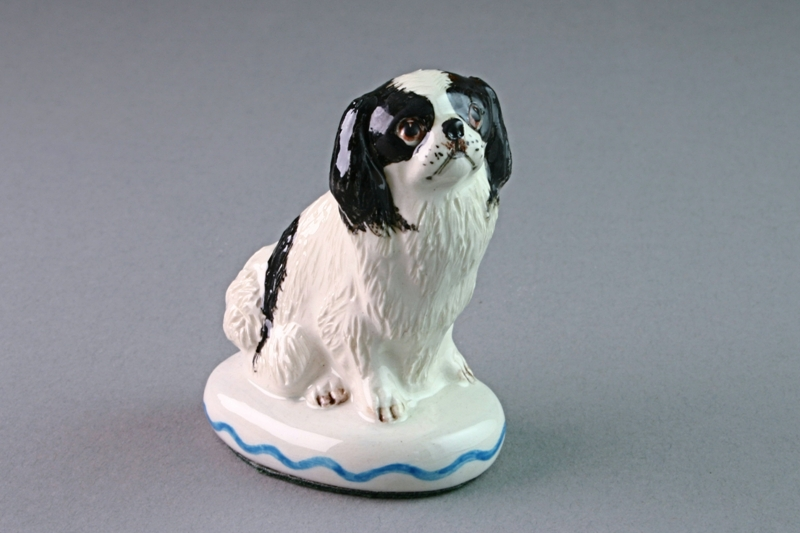 JAPANESE CHIN DOG FIGURE