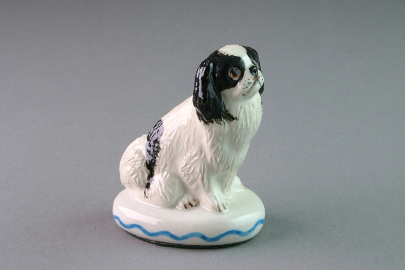 Japanese Chin By Miranda C Smith