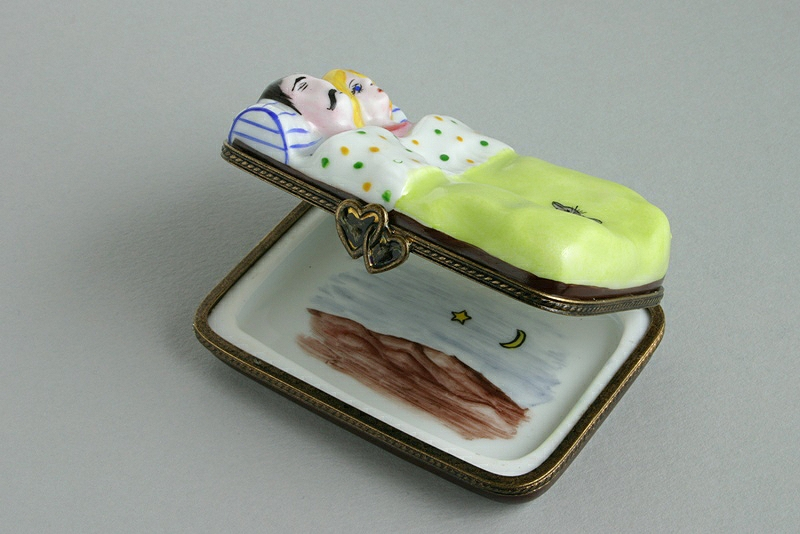 Limoges Box The Couple