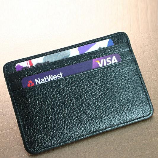 SEVEN Pocket Card Holder