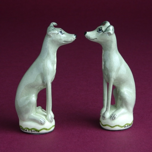 ITALIAN GREYHOUND FIGURES