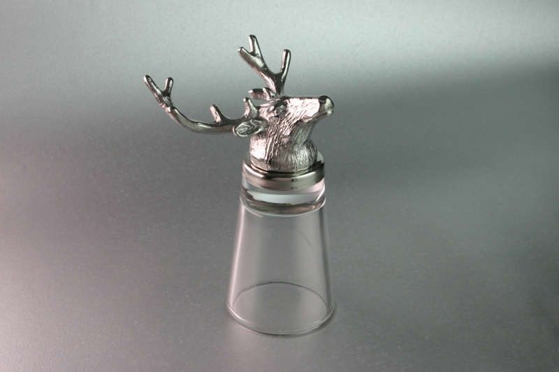 STAGS HEAD SHOT GLASS