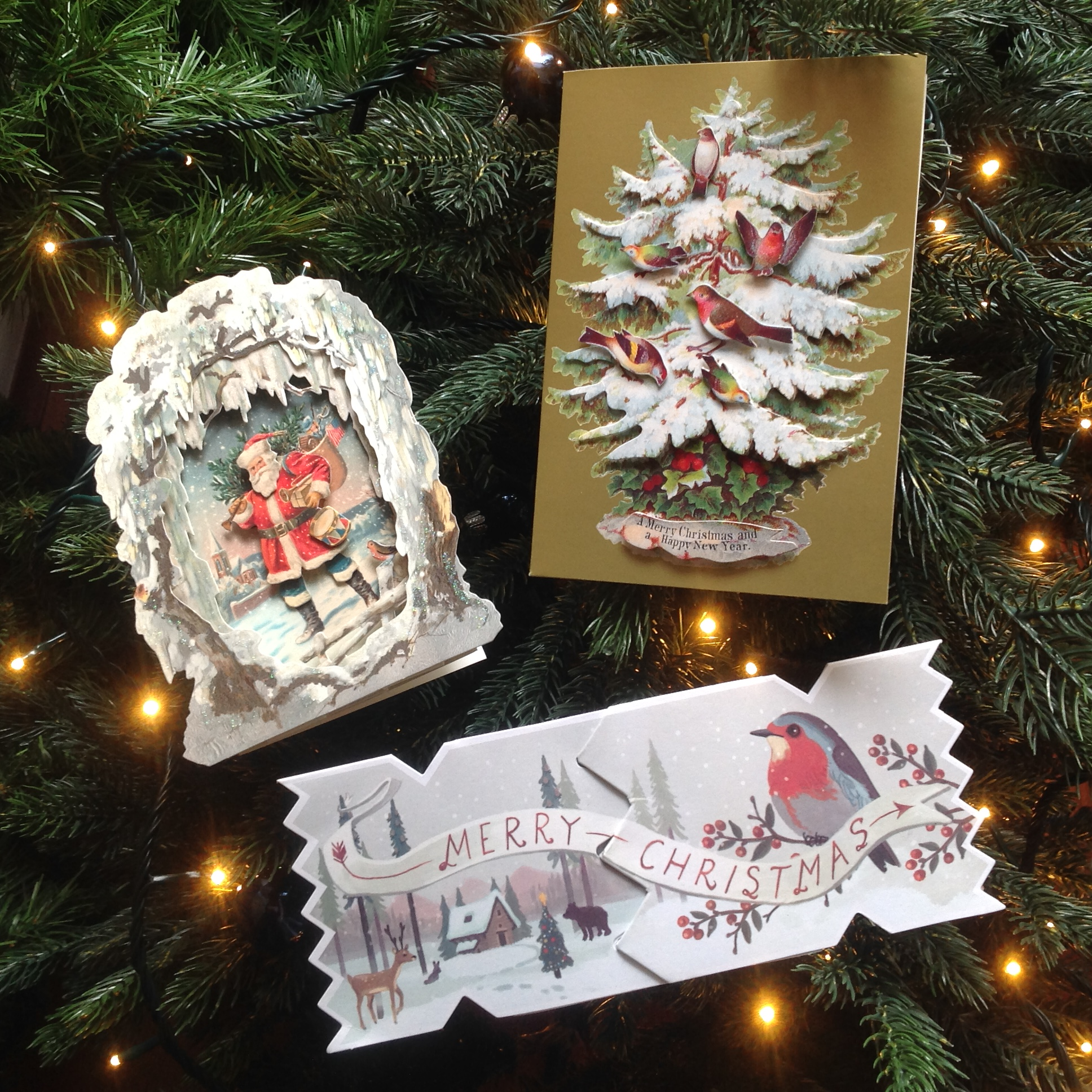 Introducing Victorian Style Christmas Cards And Cracker Cards!