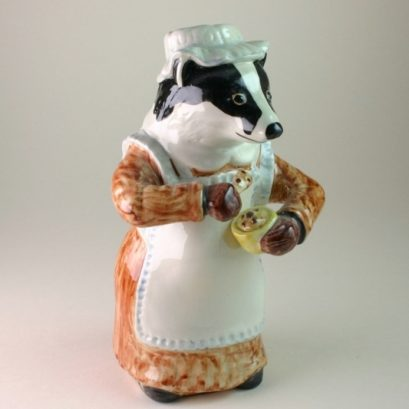 """BEATRICE BADGER"" FIGURE"