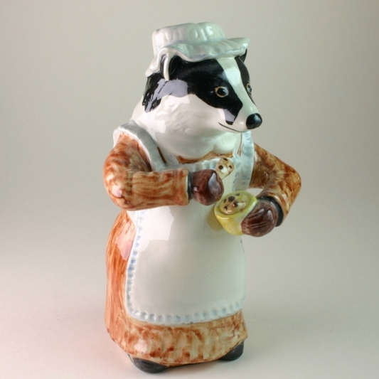Beatrice Badger Figure