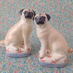 large pugs by Miranda C Smith