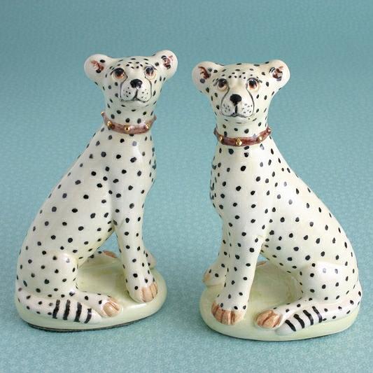 Cheetah Ornaments