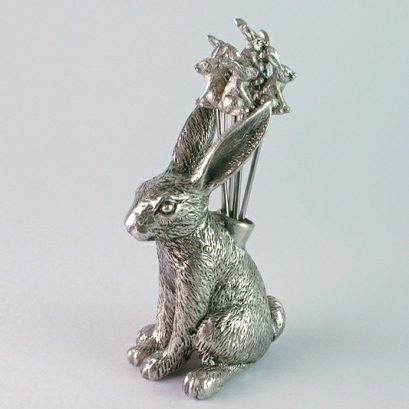 HARE COCKTAIL STICK HOLDER