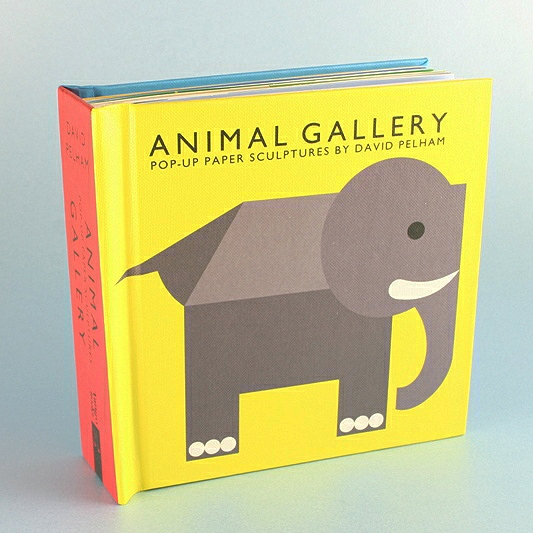 Animal Gallery Book, Gifts For Children