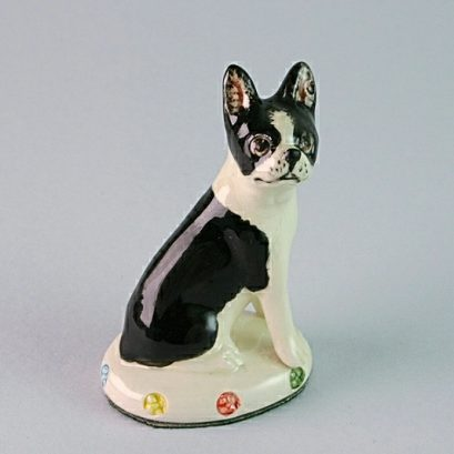BOSTON TERRIER FIGURE