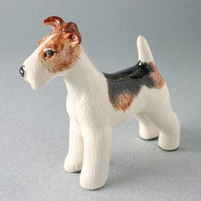 FOX TERRIER FIGURE