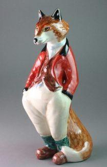 Freddy Fox China Figure