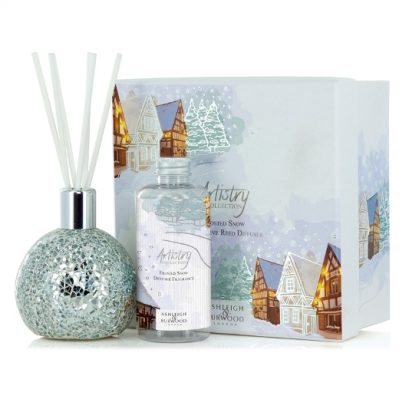 FROSTED SNOW, CHRISTMAS REED DIFFUSER