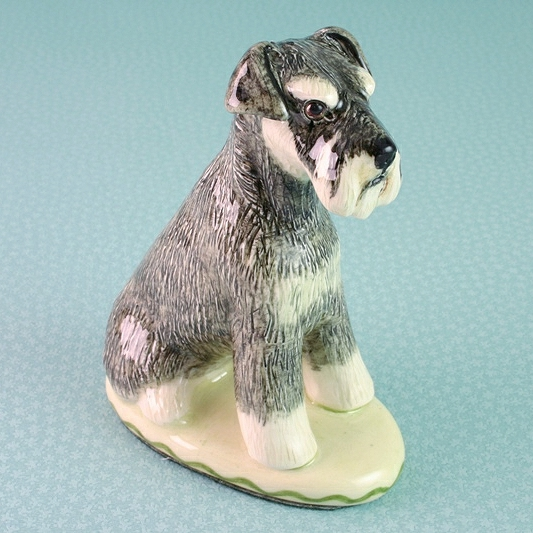 Schnauzer China Ornament