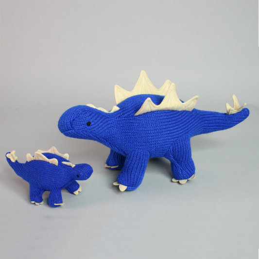 Best Years Knitted Dinosaur Toys