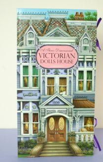 VICTORIAN DOLLS HOUSE BOOK 3D
