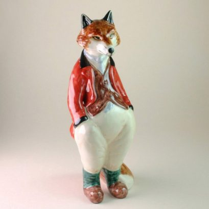 """FREDDY FOX"" FIGURE"