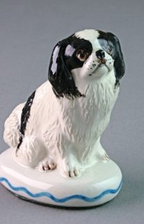 JAPANESE CHIN DOG FIGURE
