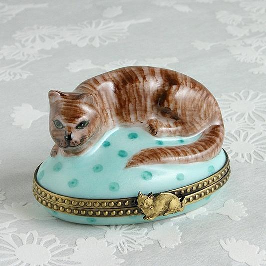 Cat Limoges Box,, Cat Lovers