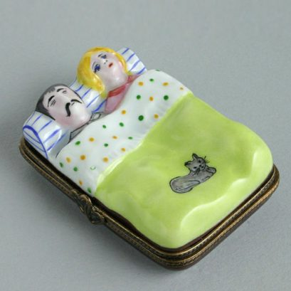 LIMOGES BOX – THE COUPLE