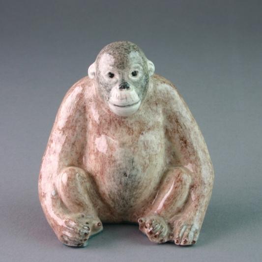 Orangutan China Figure