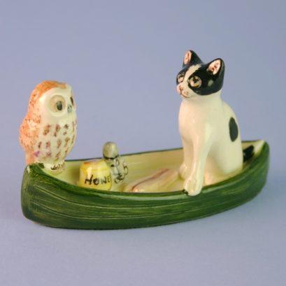 OWL & PUSSY CAT