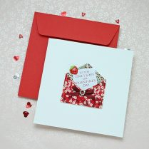 TO THE ONE I LOVE ENVELOPE CARD