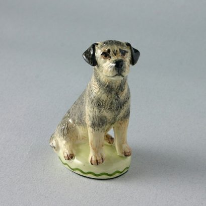 BORDER TERRIER FIGURE
