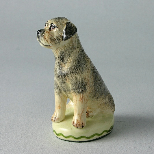Border Terrier Miranda C Smith, Special Gift Company
