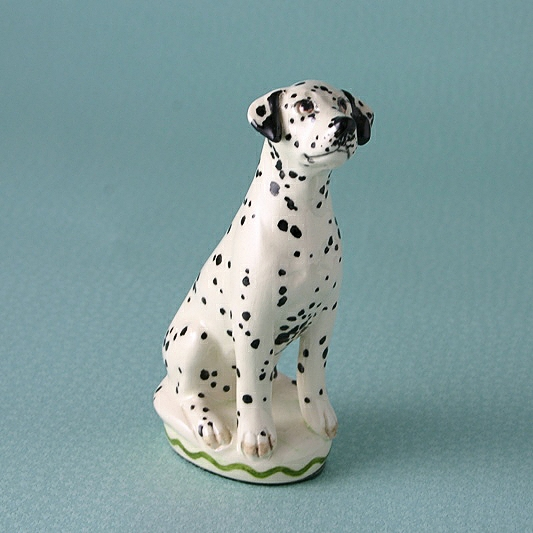 Dalmatian China Dog Ornament, Special Gift Company