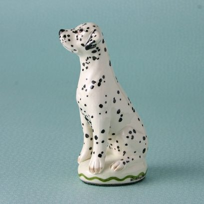 Dalmatian Dog Figure Miranda C Smith