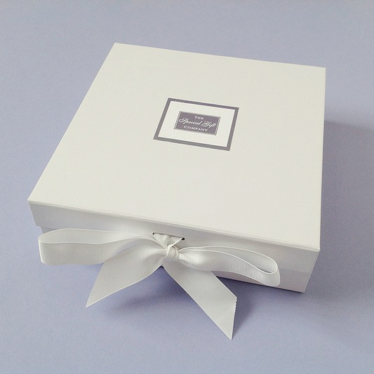Napkin & Candle Presentation Box