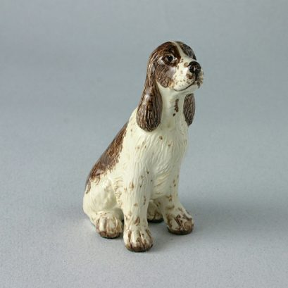 SPRINGER SPANIEL CHINA FIGURE