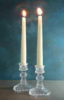 Glass Candlesticks, Home Accessories Gift