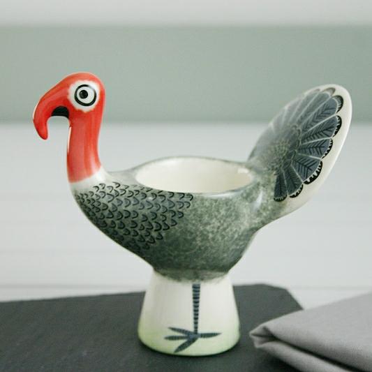 Turkey Egg Cup