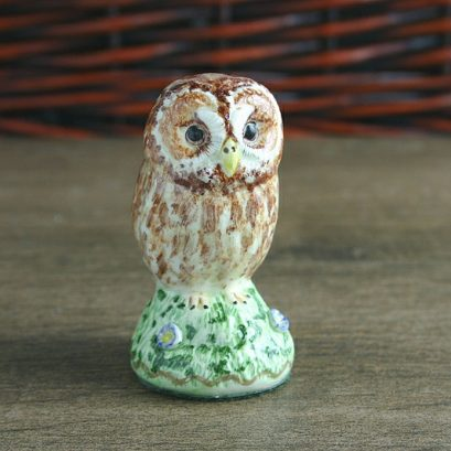 TAWNY OWL FIGURE