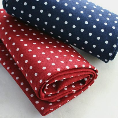 POLKA DOT HANDKERCHIEF SET