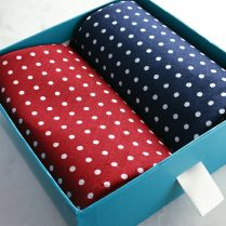 Pocket Handkerchief Set Spots