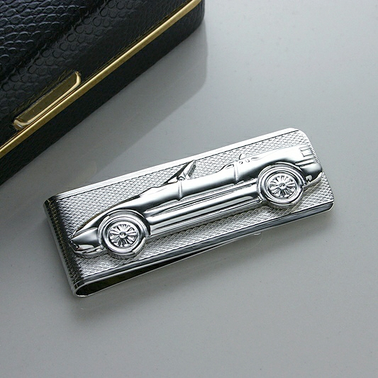 Sports Car Money Clip Special Gift For Lovers