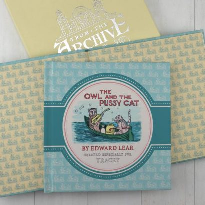 OWL & PUSSYCAT PERSONALISED BOOK