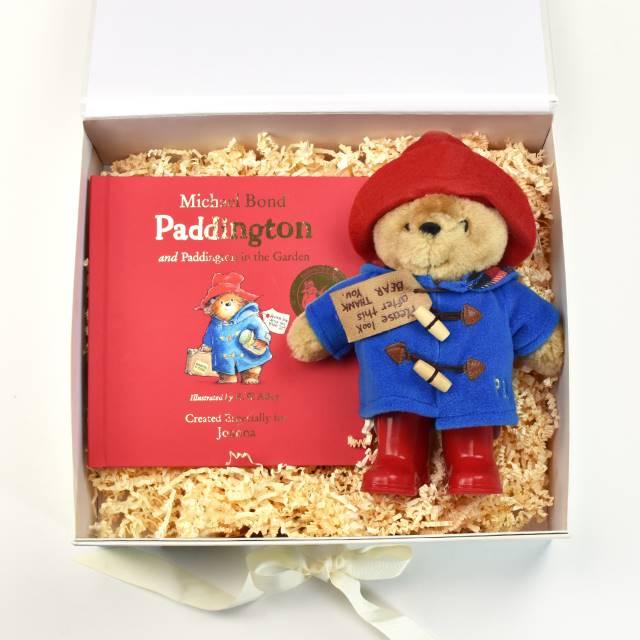 Paddington Book & Plush Toy Giftset