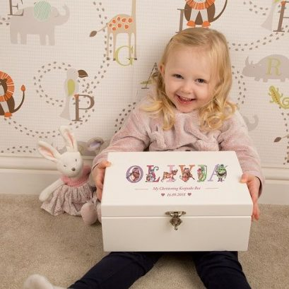 Child's Keepsake Box