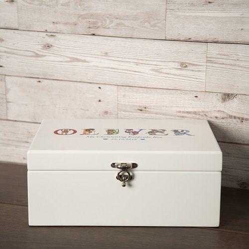 Child's Keepsake Box