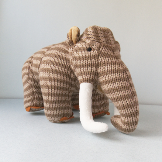 Woolly Mammoth Toy
