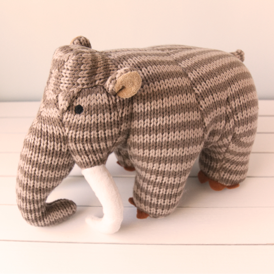Wooly Mammoth Toy