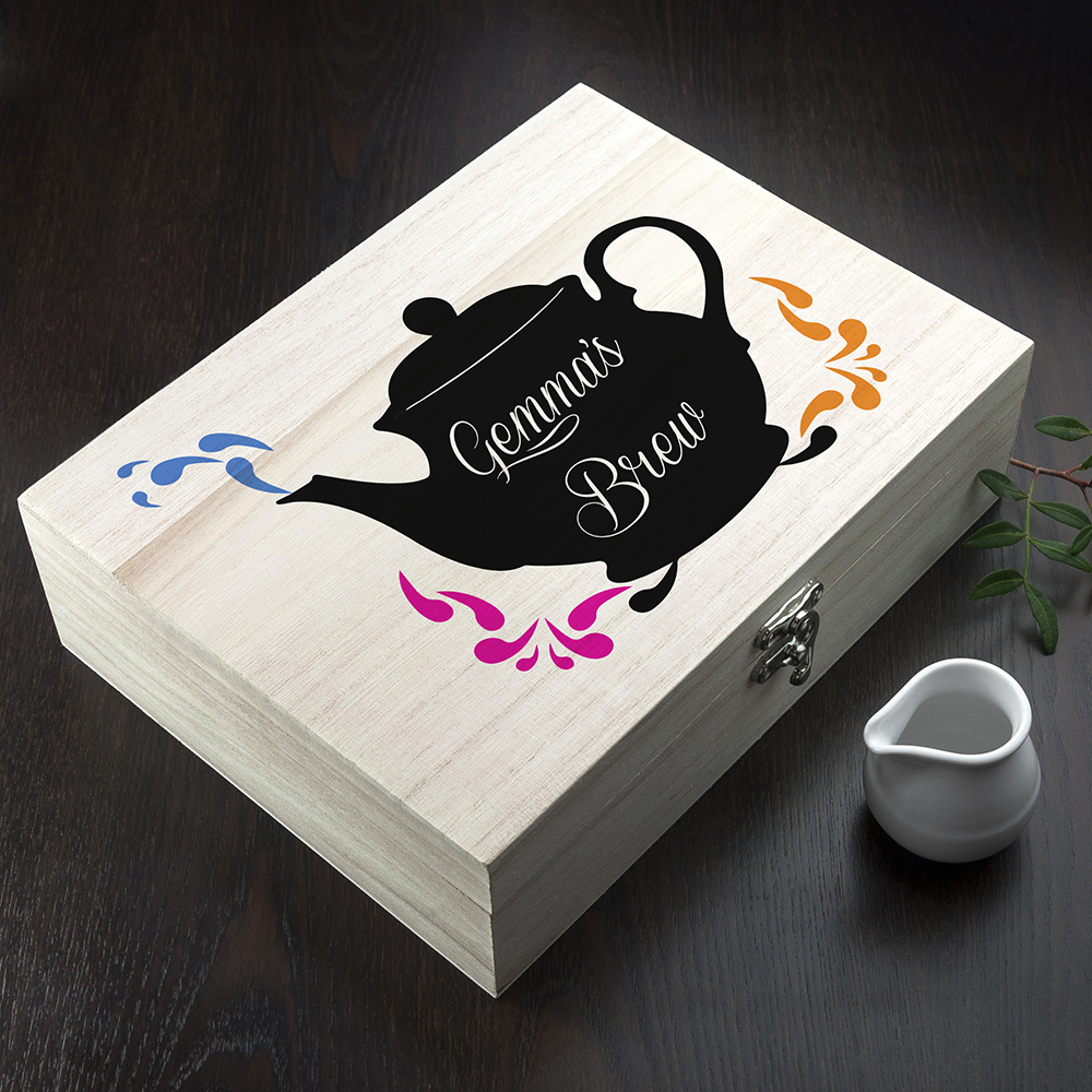 PERSONALISED FAVOURITE BREW BOX