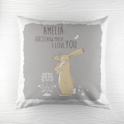 GUESS HOW MUCH I LOVE YOU CUSHION COVER