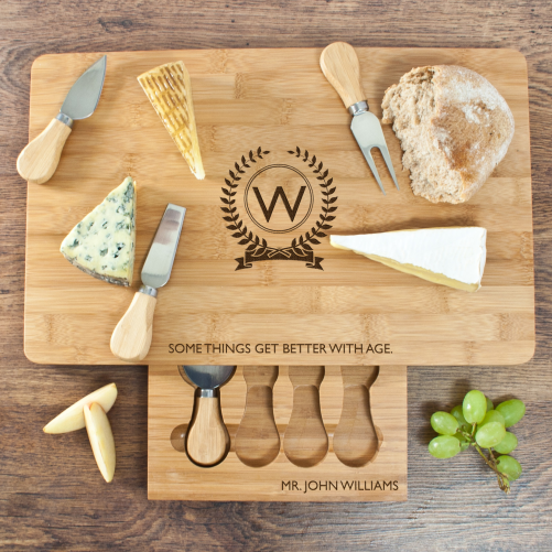AGE CHEESE BOARD