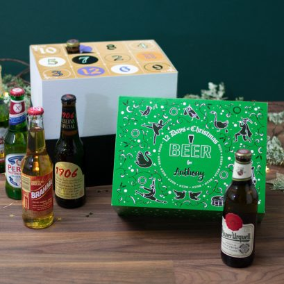 12 DAYS OF CHRISTMAS BEER GIFT BOX
